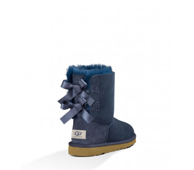 KIDS Bailey Bow Navy