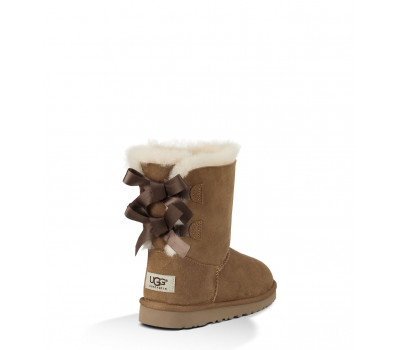 KIDS Bailey Bow Chestnut