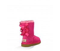 KIDS Bailey Bow Fucsia