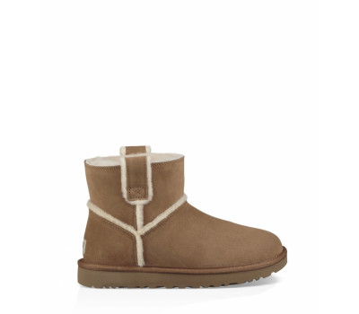 MINI SPILL SEAM BOOT CHESTNUT